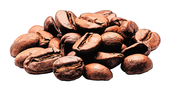 Coffee-beans-set